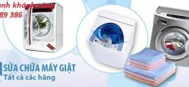 Sửa máy giặt khu vực Trần cung