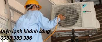 Tháo lắp điều hòa tại Hà Nội