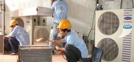 Mẹo tháo điều hòa mùa đông tại Hà Nội