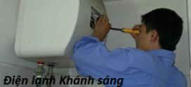 Sửa bình nóng lạnh tại Linh Đàm