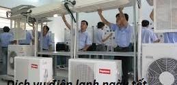 Dịch vụ điện lạnh đông khách nhất