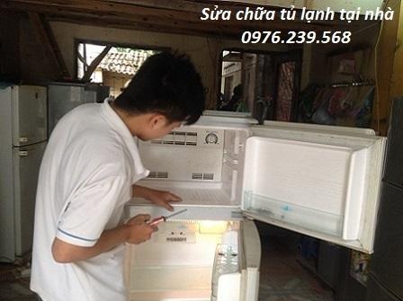 Địa chỉ sửa tủ lạnh uy tín tại Hà Nội