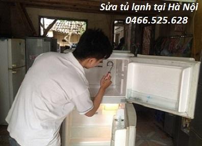 Sửa chữa tủ lạnh tại Doãn kế thiện