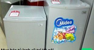 Sửa tủ lạnh Sanyo mini tại Hà Nội