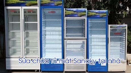 Sửa tủ mát sanaky tại Hà nội