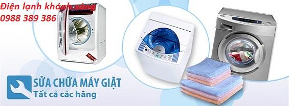 Máy giặt không cấp nước
