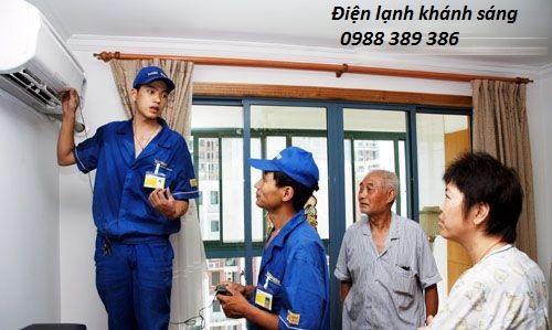 Dạy nghề điện lạnh miễn phí tại Hà Nội