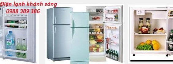 Sửa tủ lạnh tại yên hòa