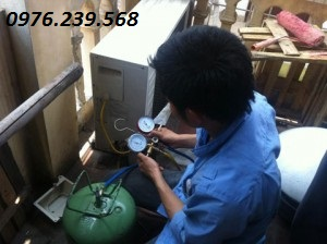Nạp gas điều hòa tại hà nội