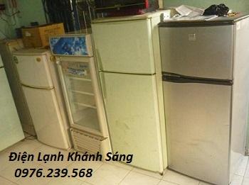 Mua bán tủ lạnh cũ tại Từ Liêm