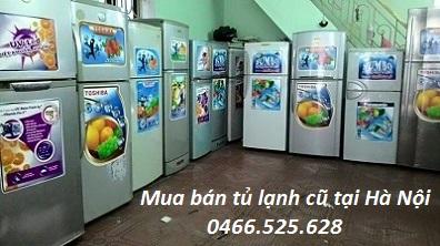 Mua bán tủ lạnh cũ tại nhà