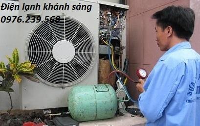 Nhận biết điều hòa thiếu gas