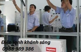 Các dịch vụ của điện lạnh khánh sáng