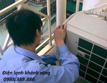 Tháo lắp điều hòa tại Nguyễn Phong Sắc