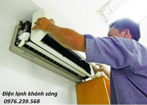 Cách khắc phục điều hòa không lạnh