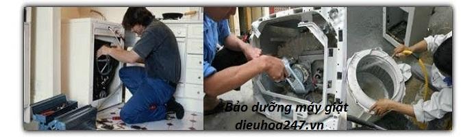 Bảo dưỡng máy giặt tại Hà Nội