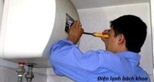 Sửa bình nóng lạnh tại Mễ Trì