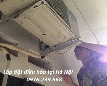 Lắp đặt điều hòa tại Hà Nội