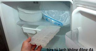 Dấu hiệu nhận biết tủ lạnh hết gas