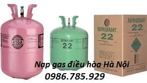 Nạp gas điều hòa tại nhà ở Phạm văn đồng