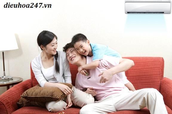 Bơm nạp gas điều hòa tại nhà